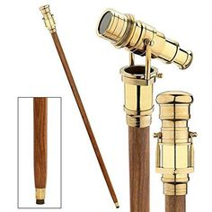 Antiques Useful Brass Telescope With Box Antique Finish/nautical Victorian Spyglass Marine Neither Too Hard Nor Too Soft Maritime