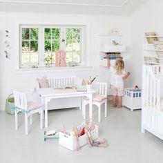 Schon Zauberhafte Kindermöbel Raum, Weiß Kinderraum, Kinderzimmer, Babyzimmer,  Kinder Speilplätze, Babyzimmereinrichtung,