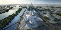 How to Make Killer Presentation Videos: 13 of the Best Zaha Design Trailers - Architizer
