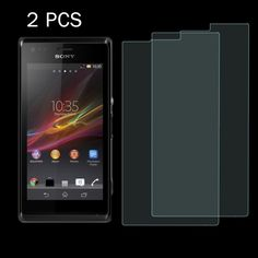 [$1.34] Tempered Glass Film for Sony Xperia M