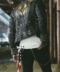 Style boys estilo chicos rock rockeros rocker motero chupas de cuero