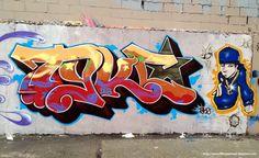 Bushwick Wall – Winter 2012 – FreshPaintNYC