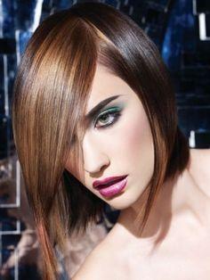 Multi-Tonal Hair Color Chocolate Caramel Hair b6c2f2b04e84