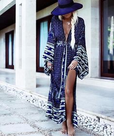 Finally! Our Samsara Kimono Maxi is making a comeback - available for preorder in limited numbers x #gypsylovinlight