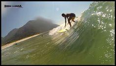 Surfer Bianca Campos- praia de grumari/RJ