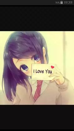 I love you ~♡