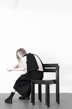ap-fashionmemories:  Lookbook - SS16 - 'Hexagonometry' collection - Orphan Bird - Shot by Sara Lohman.