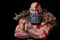 God of War (Baerkrom - Fer Miniatures)