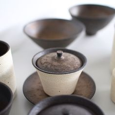 Container Material suggestion: instead of cork, ceramic Focus on this type of design