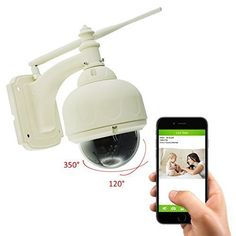 Special Offers - Coolcam HD 720P Outdoor PTZ Dome Camera IR Night Vision WiFi IP Network Camera Wireless Video Monitoring Surveillance Security Camera Plug/Play 8GB Built-in Memory Card - In stock & Free Shipping. You can save more money! Check It (August 17 2016 at 03:32AM) >> http://wpcamera.net/coolcam-hd-720p-outdoor-ptz-dome-camera-ir-night-vision-wifi-ip-network-camera-wireless-video-monitoring-surveillance-security-camera-plugplay-8gb-built-in-memory-card/