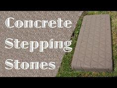 Homemade Stepping Stones | ThriftyFun