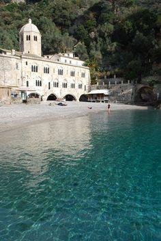 Abbazia di san Fruttuoso, Camogli, Genova, Italy