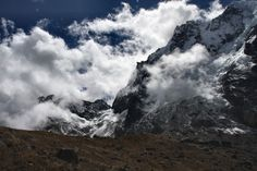 """""""Salkantay Pass in Peru: just the most amazing mountain scenery I have ever got close up to; really was the trip of a lifetime."""" From Phill Watts."""