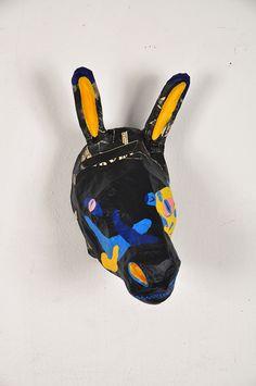 Burro Mask - marion jdanoff