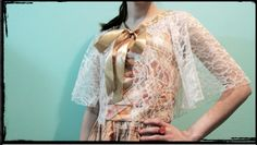 How To: Lace Caplet