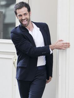Benjamin-Millepied Suit Jacket, Breast, Suits, People, Jackets, Character, Life, Style, Fashion