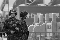 Segurança, vigilância e paranoia apertam o cerco em Pequim   #Antiterrorismo, #Controle, #DemonstraçãoDeForça, #Paranoia, #PartidoComunistaChinês, #Repressão, #Segurança, #Vigilância, #WanFang