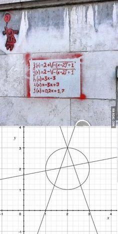 When nerds rebel against the system -- found on a wall in Brussels by Redditor /u/NoddingWalrus