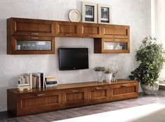 Wall Unit Paris 601 by Artigian Mobili Italy - $3,675.00