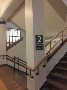 Washington High School, Portland, Revolution, Restaurants, Stairs, Space, Home Decor, Floor Space, Stairway