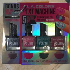 Nail polish Never opened Accessories