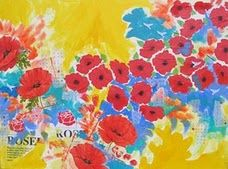 Briargrove Elementary Art Page: Kindergarten Flower Crafts, Flower Art, Flower Girls, Kindergarten Art Projects, Art Lessons Elementary, Painting Lessons, Art Lesson Plans, Teaching Art, Teaching Ideas