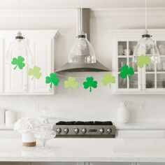 Shamrock Banner | The TomKat Studio Shop