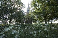 Little Brington Spire » Spencer of Althorp. Althorp estate, Northamptonshire, England, UK