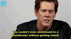 Seriously, you think Russia is scary NOW? You probably don't remember a little thing called the COLD WAR. | Kevin Bacon Wants All You Millennial Whippersnappers To Know What Life Was Like In The '80s