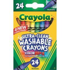 Crayola® Washable Crayons