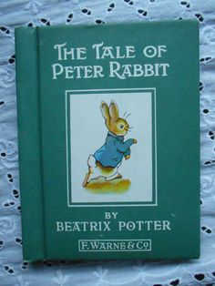 The Tale of Peter Rabbit by Beatrix Potter. Hardcover. Not Dated. Circa 1970's…