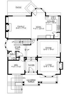 Plan 23403JD: Northwest Charm