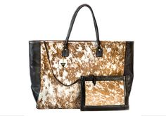 Add African flair to your daily wardrobe with a bag from Adele Dejak - unique, bold and authentically African