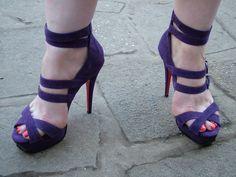 Faith Gladiator P6 - #footfetish #feet #sexyfeet #soles #toes #barefeet #fetish #footworship
