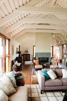 18 Rafter Ceiling Ideas House Design House Home