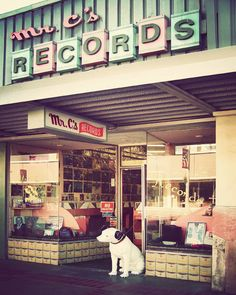 Photo print of Mr. C's Records in Old Town Orange, California. Description from etsy.com. I searched for this on bing.com/images