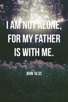 John 16:32