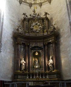 Main Altar - Segovia Cathedral