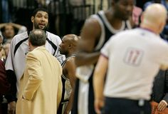 Joey Crawford Sounds Off on 35 Years as an N.B.A. Referee - NYTimes.com