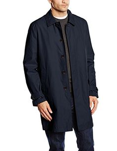 77d33b1b1cf8 GANT Men s The Rain Coat Long Sleeve Coat