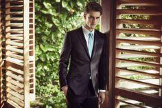 #HouseofFraser #SS16Logan Macrae shot by Diego Merino   #smart #inspo #tailoring #suit #summer