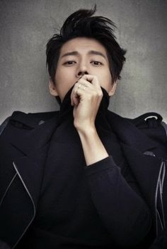 Park Hae Jin - Lee Jeong Moon - Bad Guys. Recently, I've crushed easily but well, he's worth it ;)