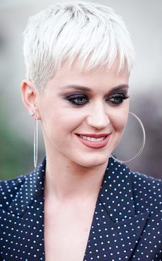 Katy Perry: The Best Celebrity Short Haircuts