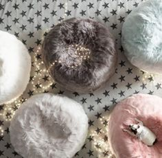 RH TEEN's Kashmir Faux Fur Bean Bag - Dusty Rose:Wild style. Long, luxe and deep enough to sink into, our sublime Kashmir faux fur elevates the bean bag from laid-back to luxurious. Offering the sumptuous feel of genuine fur, it's the most coveted seat in the house.