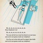 Lady Gaga's 'Telephone' the children's book