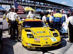 Chevrolet Corvette C5R GT
