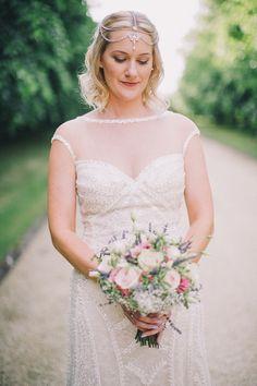 The gorgeous Bride, Nush.   #bride #stunner