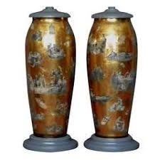 image result for warren kessler inc decorative glass table lamp