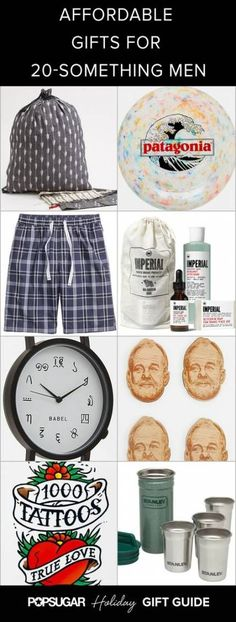 Trendy gifts for guys in their 20s boyfriends life Ideas