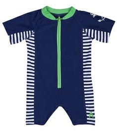 Cabana Life Boys' Anchor L/S Sunsuit (3-24mos) #swimoutlet Swimsuits 2014, Swimwear, Swim Shop, Cabana, Wetsuit, Anchor, Boys, Life, Shopping